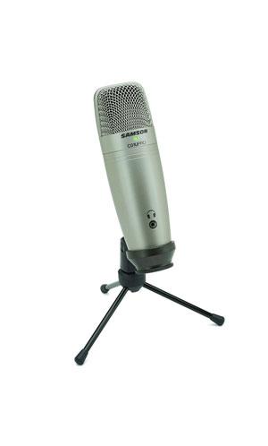 Samson C01U Pro USB-Mikrofon