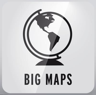 macrosystem bigmaps