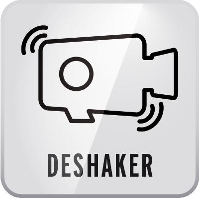 macrosystem deshaker