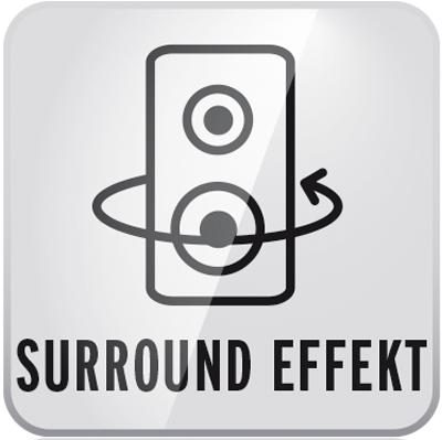 macrosystem surround effekt paket