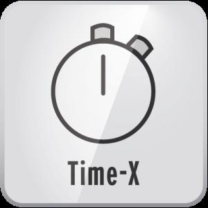 Time-X Superzeitlupe Highspeed Kamera Simulation
