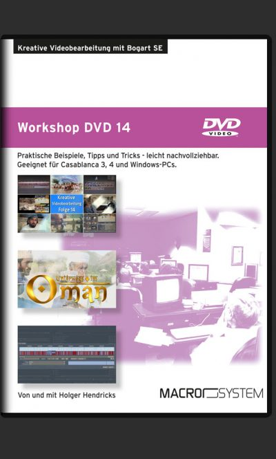 Workshop DVD 14
