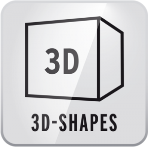 macrosystem 3d shapes