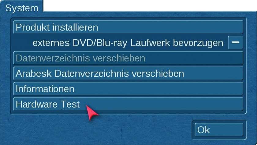 Hardware Test